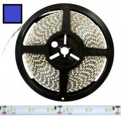 Taśma 3528 LED 300 IP65 niebieska 5mb 12V DC