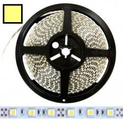 Taśma 5050 LED 300 IP20 biała ciepła 5mb 12V DC