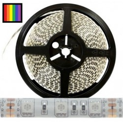 Taśma 5050 LED 300 IP65 RGB 5mb 12V DC