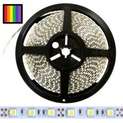 Taśma 5050 LED 300 IP20 RGB 5mb 12V DC