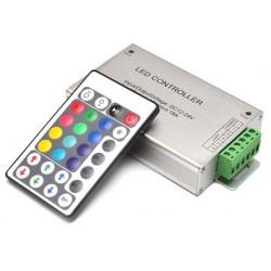 Sterownik 216W IR 28 przycisków do taśm LED RGB