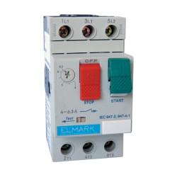 Wyłącznik silnikowy TM2-E05   1-1,6A