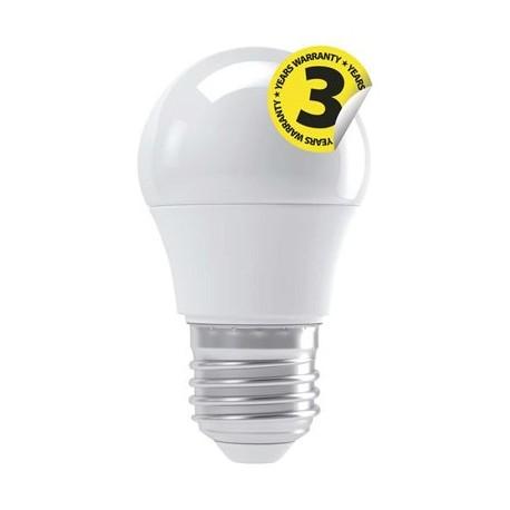Żarówka LED  4W E27 kulka biała ciepła