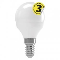 Żarówka LED  4W E14 kulka biała ciepła