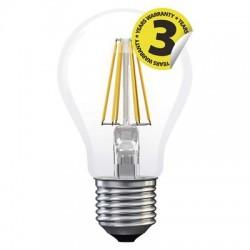 Żarówka LED  6W E27 A60 FILAMENT biała ciepła