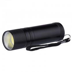 Latarka LED COB 3W