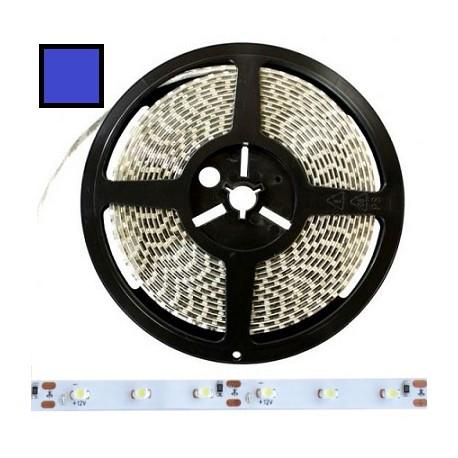 Taśma 3528 LED 300 IP20 niebieska 5mb 12V DC