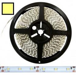 Taśma 3528 LED 300 IP65 biała ciepła 5mb 12V DC