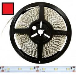 Taśma 3528 LED 300 IP65 czerwon 5mb 12V DC